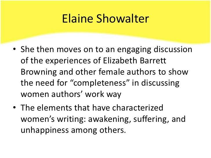 How to write a feminist criticism essay
