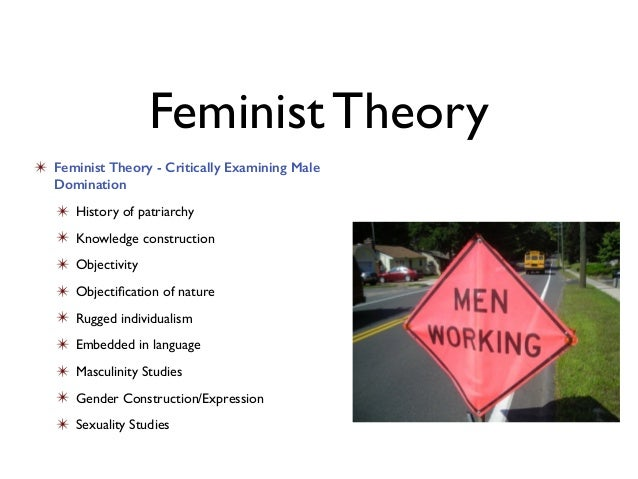 What is the feminist theory?