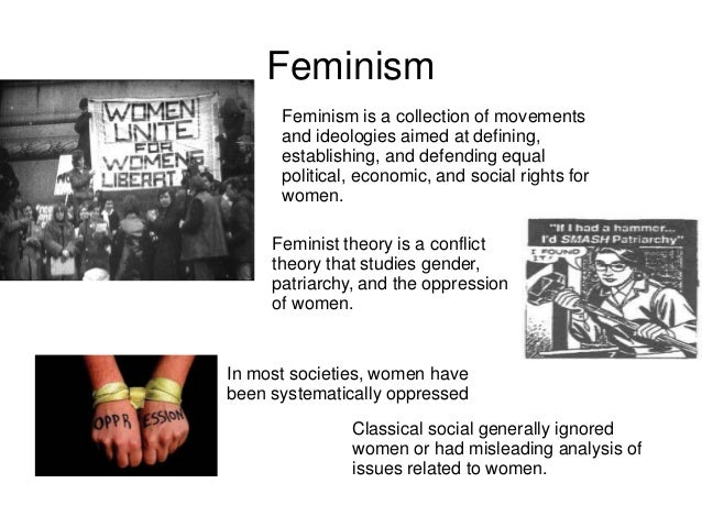 essay on what feminist theory is Understanding of feminist theory and patriarchy sociology essay in the 21st century these feminist claims for walby¡¦s theory stands because she.