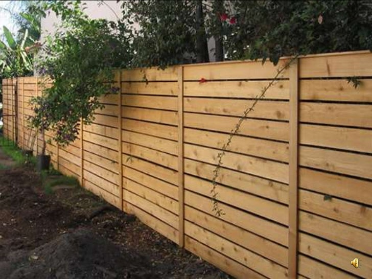 Fence around worries
