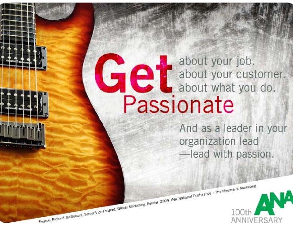 Get Passionate!
