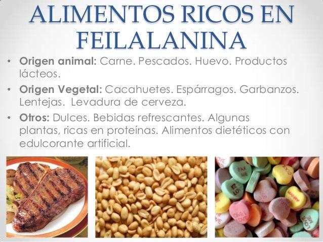 Fenilalanina - Alimentos con levadura de cerveza ...