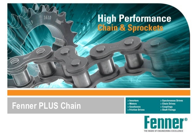 Fenner PLUS Roller Chain