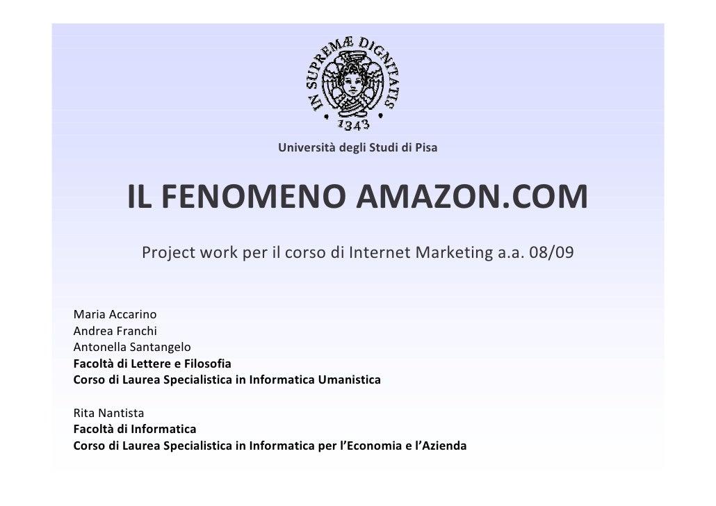 Fenomeno Amazon.com