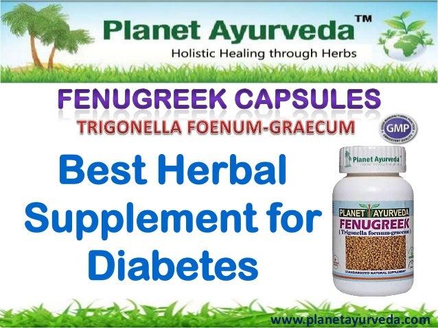 www.planetayurveda.com Best Herbal Supplement for Diabetes
