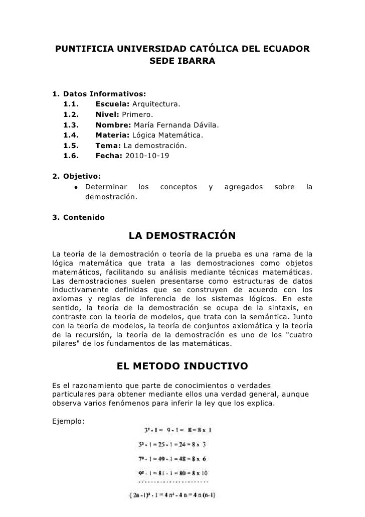 PUNTIFICIA UNIVERSIDAD CATÓLICA DEL ECUADOR SEDE IBARRA<br />Datos Informativos: <br />Escuela: Arquitectura.<br />Nivel: ...