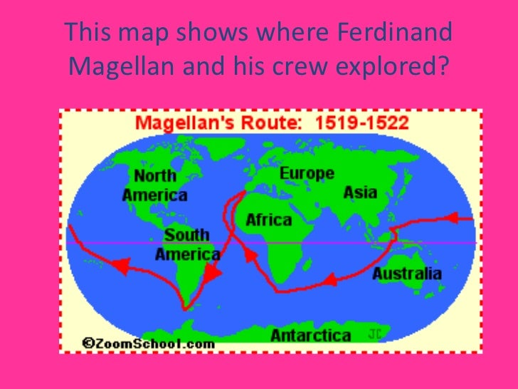 the life and explorations of ferdinand magellan In this explorers study guide learning exercise, students respond to 3 questions regarding prince henry the navigator, vasco da gama, columbus, magellan, cortez, pizarro, drake, and cartier answers are included.
