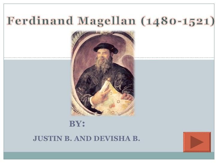 Ferdinand magellan powerpoint.