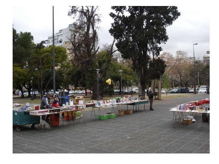 Feria de Libros Plaza Sarmiento