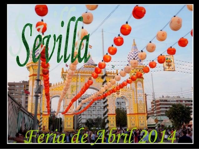 Feria de Abril II (Sevilla 2014)