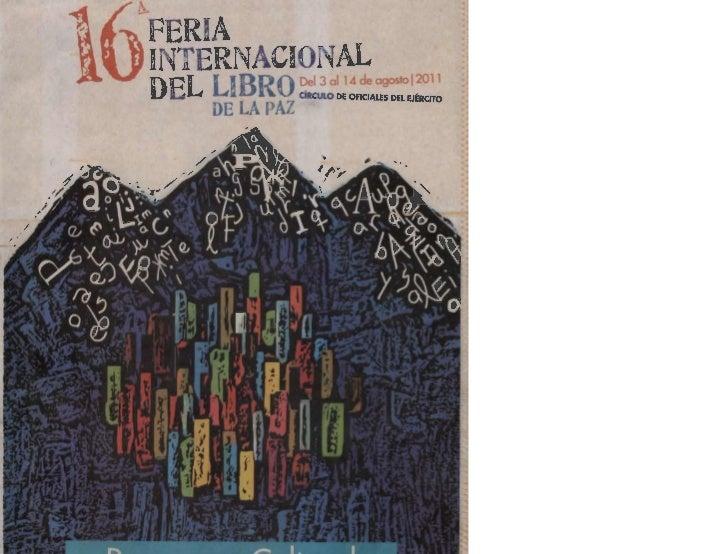 Feria internacional del libro 2