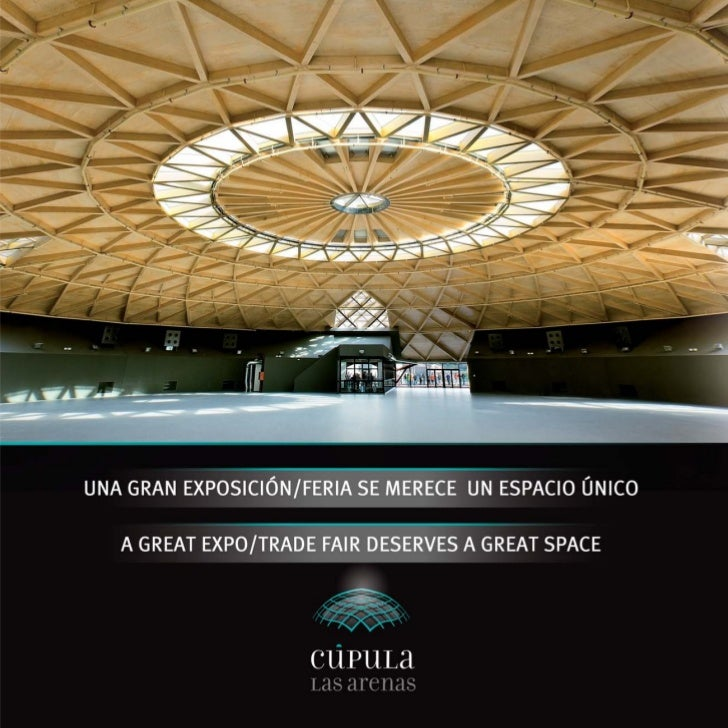 Catálogo de Ferias de la Cúpula las Arenas