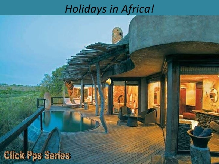 Holidays in Africa! Click Pps Series