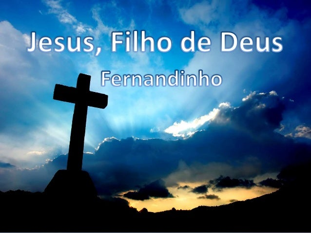Fernandinho - Jesus, Filho de Deus Versão 2