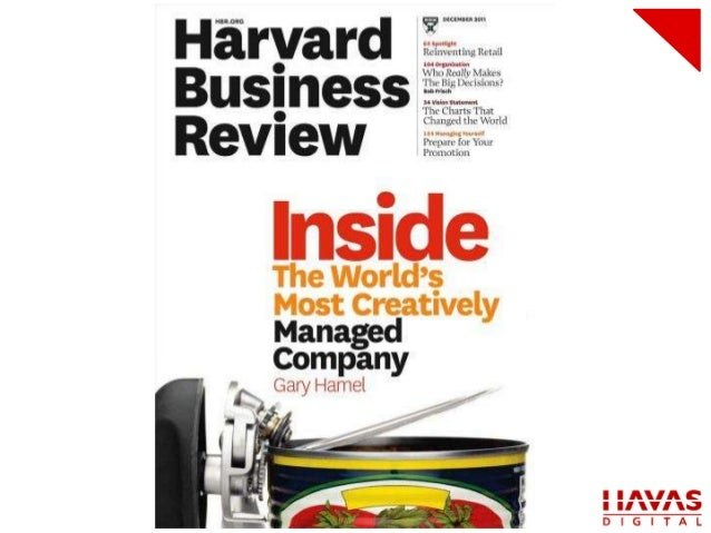 The Near FutureSource: Harvard Business Review