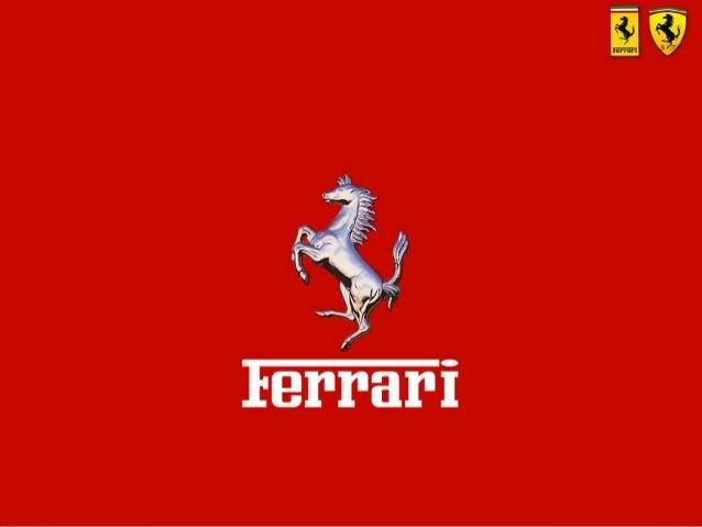 FerrariFerrari - Italian company producing sports cars based in Maranello.Founded in 1928 by Enzo Ferrari as Scuderia Ferr...