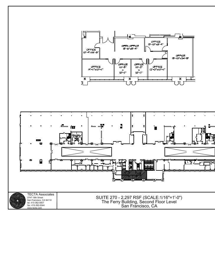 Ferry bldg   suite270