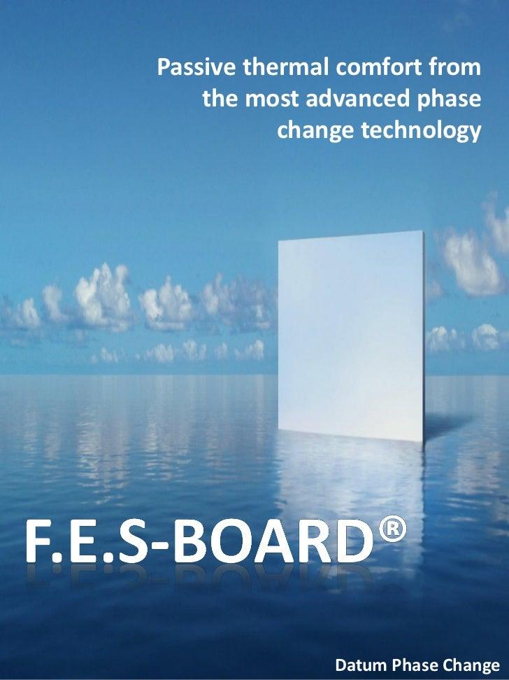 F.E.S-Board® Brochure