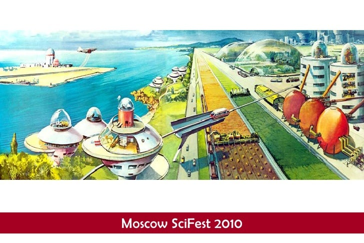 Moscow SciFest 2010