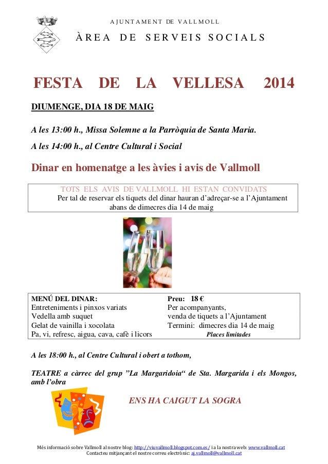 Més informació sobre Vallmoll al nostre blog: http://viuvallmoll.blogspot.com.es/ i a la nostra web: www.vallmoll.cat Cont...