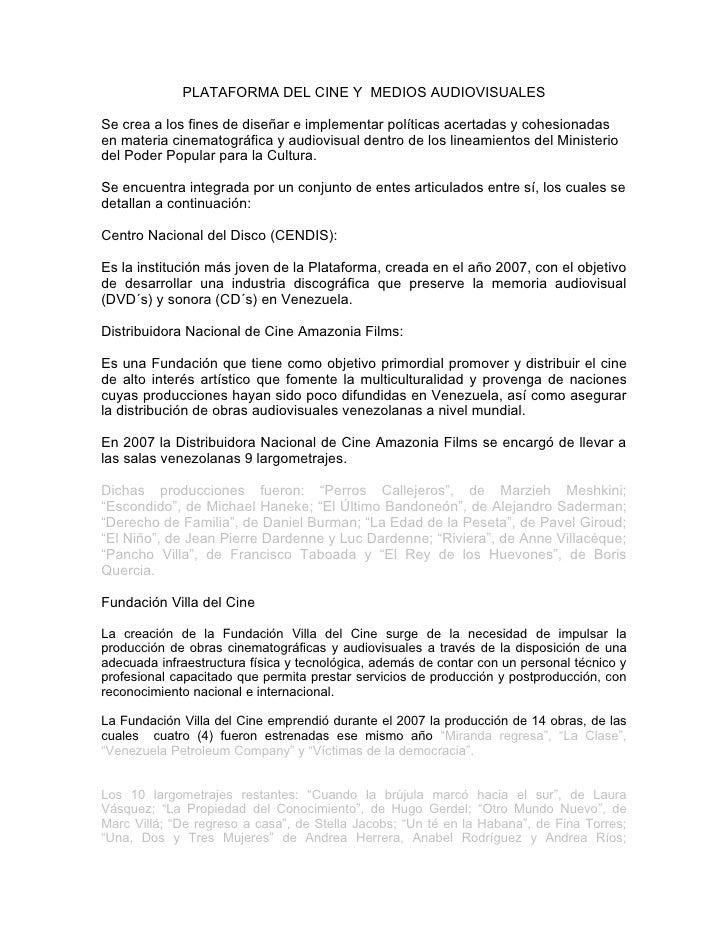 Festival Cartagena Documento Compilatorio
