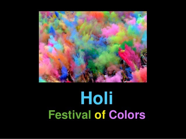 HoliFestival of Colors