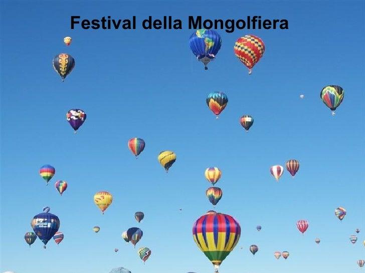Festival della Mongolfiera
