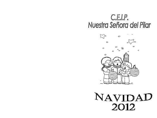 FESTIVAL DE NAVIDAD                                                Programa de Actuaciones Como años anteriores la Navidad...