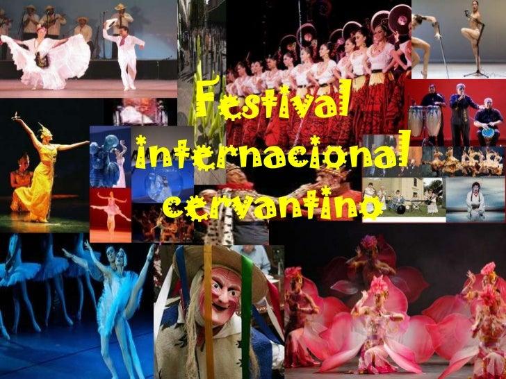 Festival internalcional cervantino karla