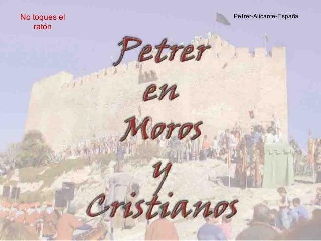 Petrer-Alicante-EspañaNo toques el ratón