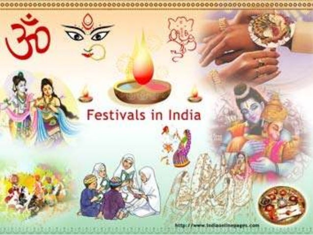 Festivals of india old
