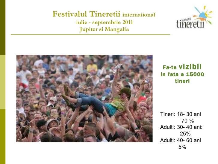 Festivalul tineretii