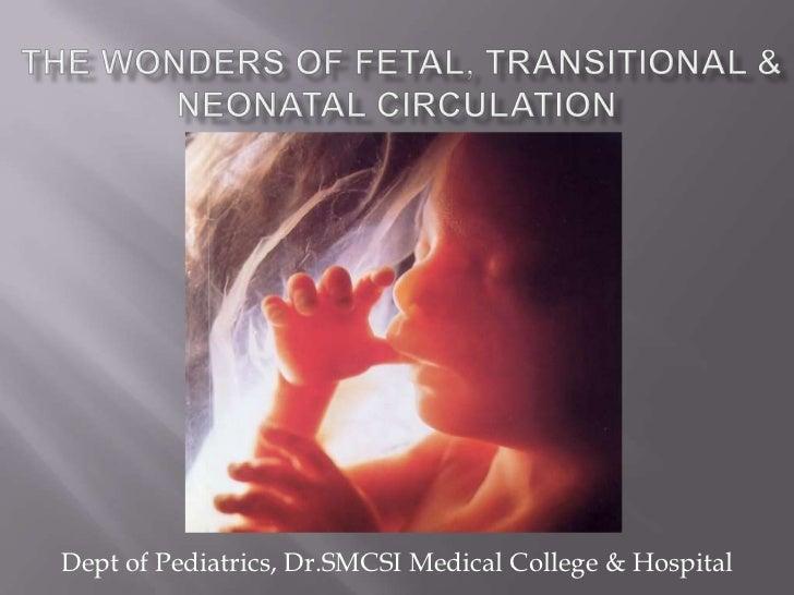 Dept of Pediatrics, Dr.SMCSI Medical College & Hospital