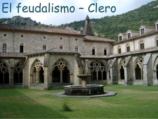 El feudalismo – Clero