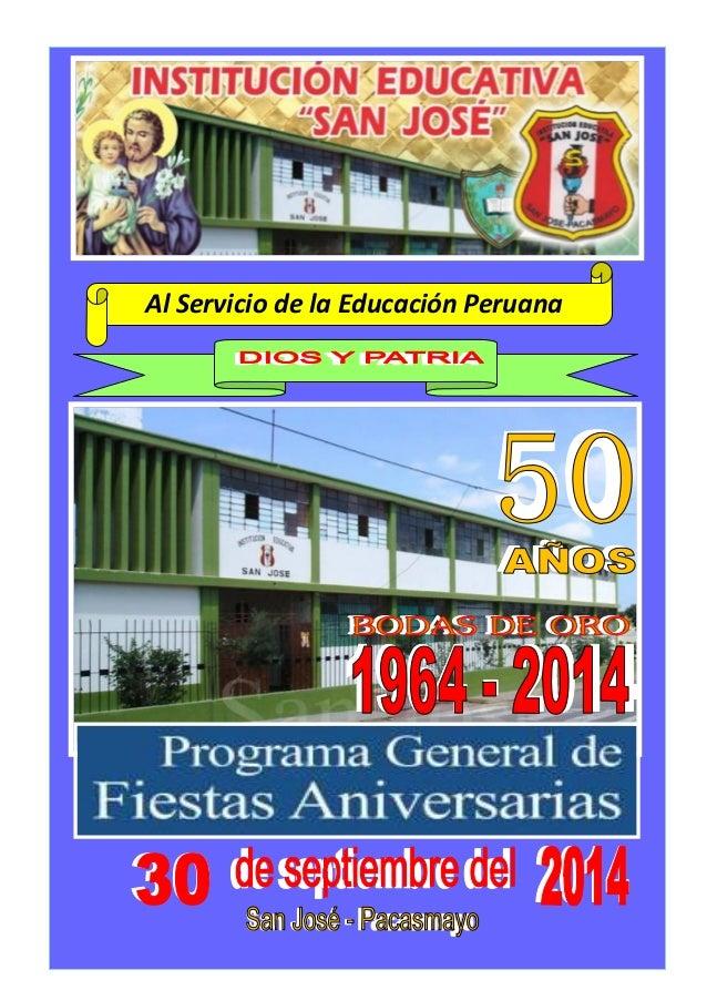 Al Servicio de la Educación Peruana