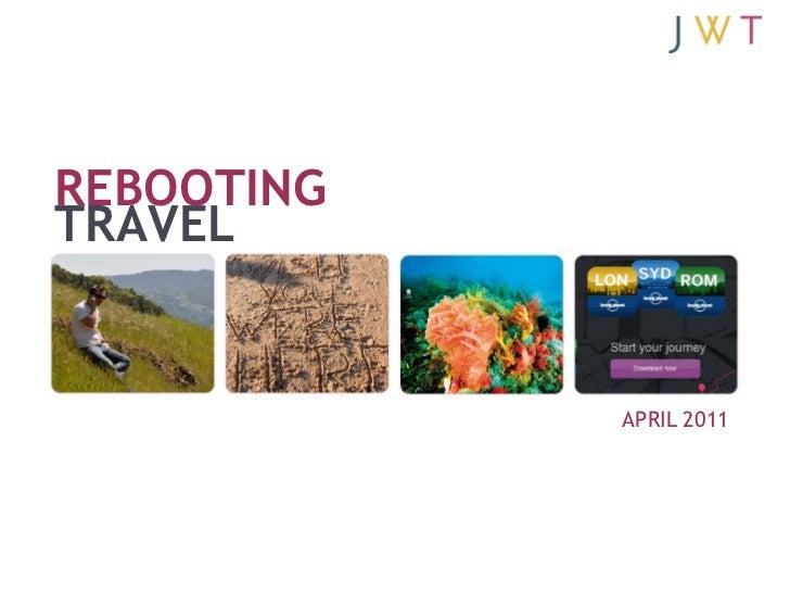 Rebooting Travel (April 2011)