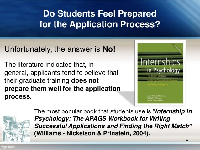 Why do you feel you should be chosen for clinical internship?