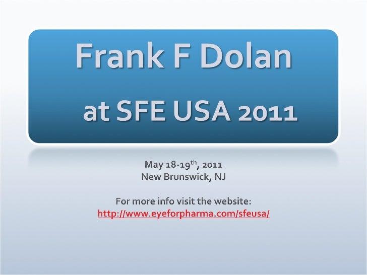FFD at SFE USA 2011