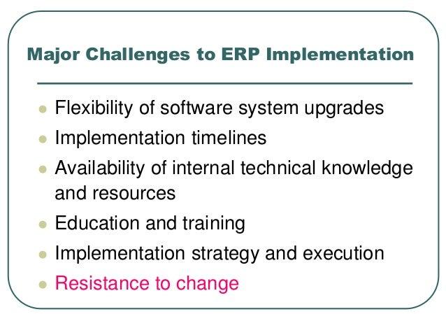 major challenges of organizational management