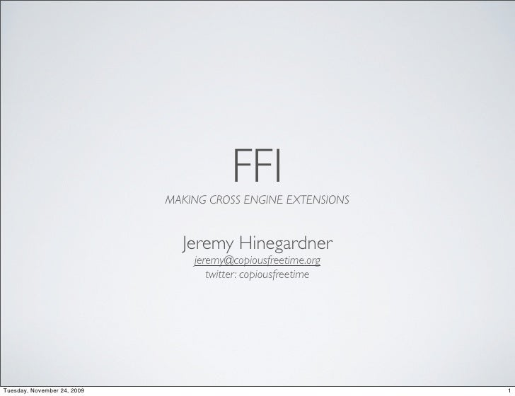 FFI -- creating cross engine rubygems