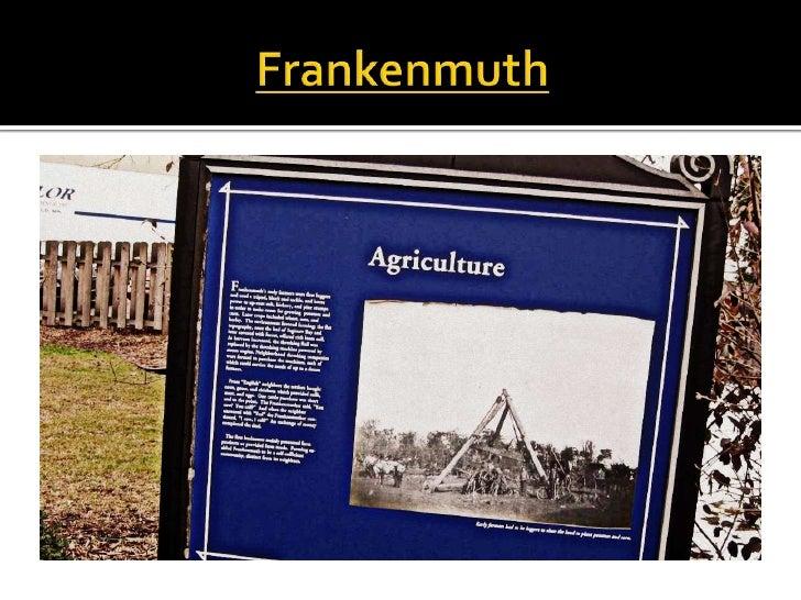 Frankenmuth Group Final Presentation