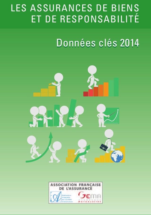 Données clés 2014Données clés 2014 LES ASSURANCES DE BIENS ET DE RESPONSABILITÉ