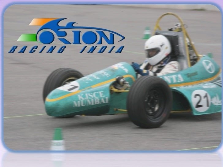 Orion Racing India