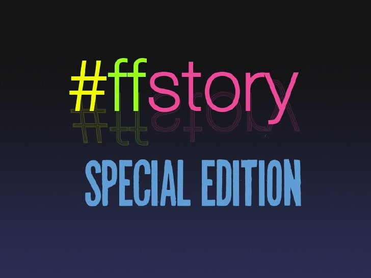 Ffstory Special Edition