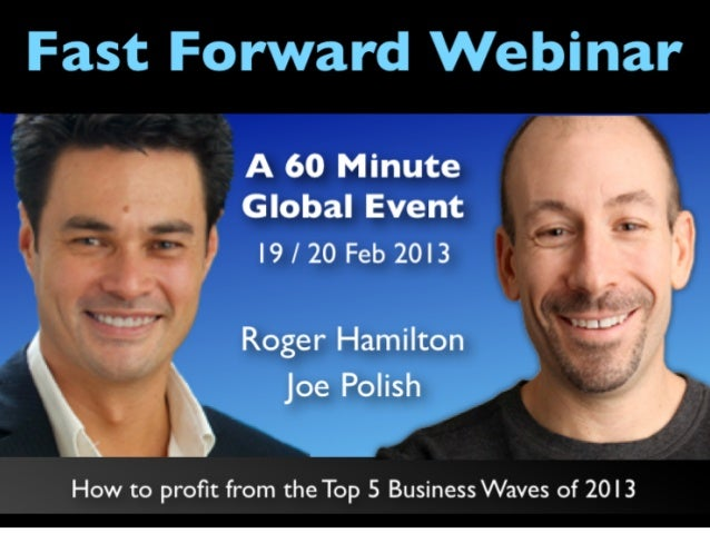 Fast Forward Web SiteSlides, videos, links, specials & free book downloadwww.fastforwardyourbusiness.net/webinar