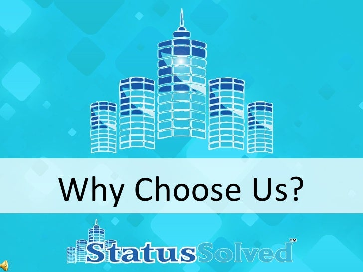 Why Choose Status Solved For SEO
