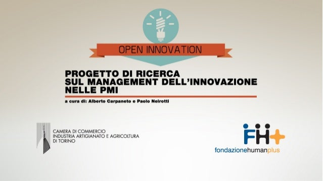 Fh+ Open Innovation infografica
