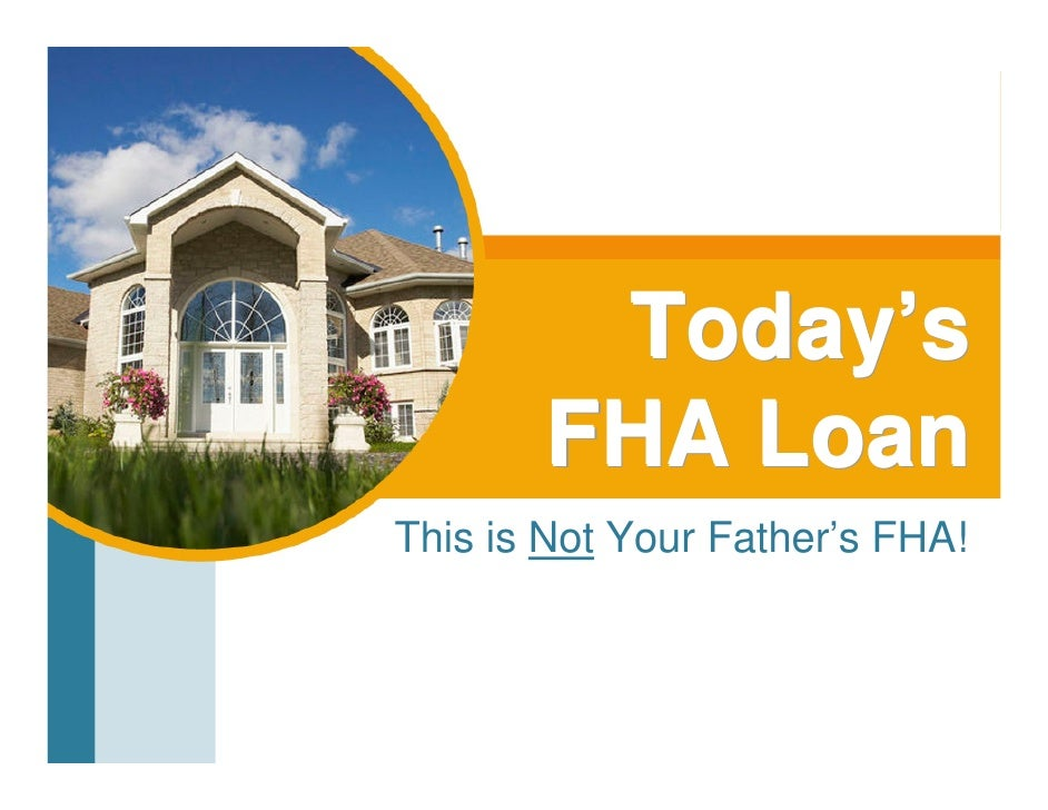How FHA loans are made. (2009)