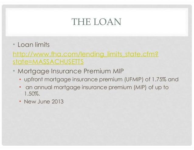 Los angeles fha loan limits