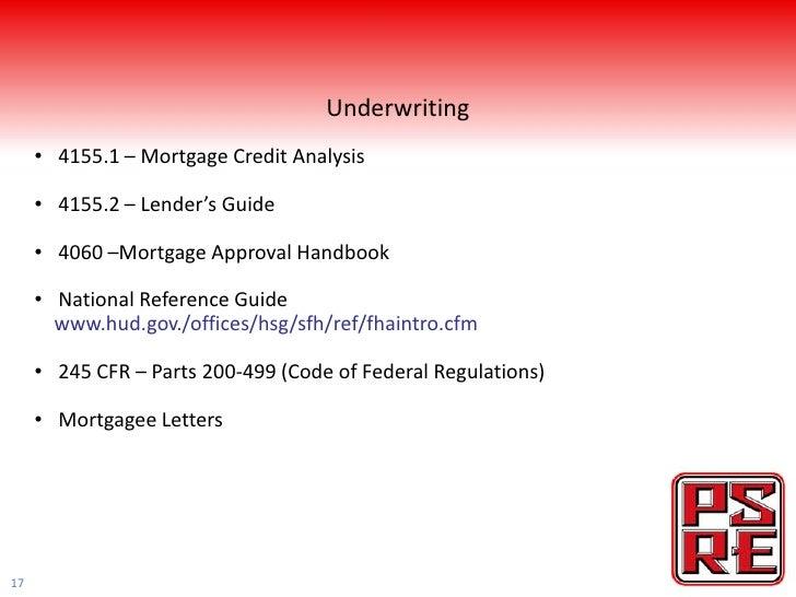 hud handbook 4155.1
